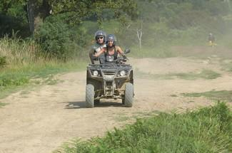 Quad biking 2h