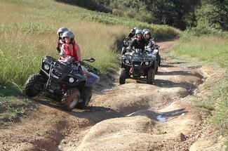 Quad biking 3h