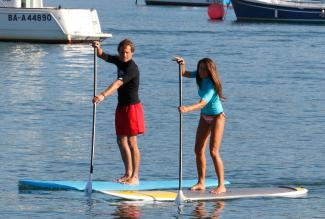 Iniciacion Stand Up Paddle