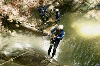 Canyoning - demi journée