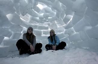 Nuit Insolite - Igloo