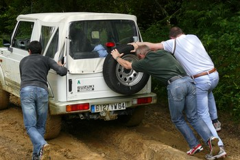 aventure 4x4 pays basque