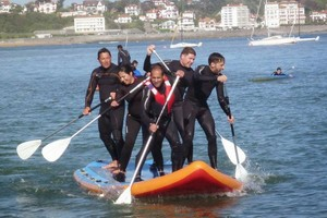 seminaire wave rafting