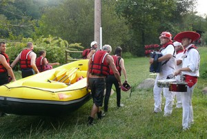 raid rafting pays basque