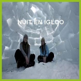 nuit en igloo